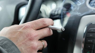 cigarette odor removal for autos, rvs and boats